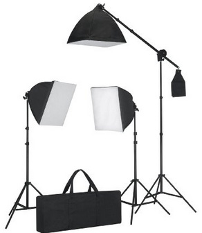 kit éclairage studio photo