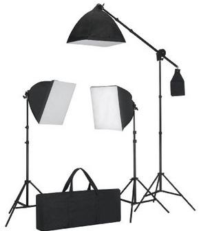 kit éclairage studio photo